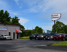 Picture of Certified Transmission shop located on 2112 West Broadway in Council Bluffs Iowa